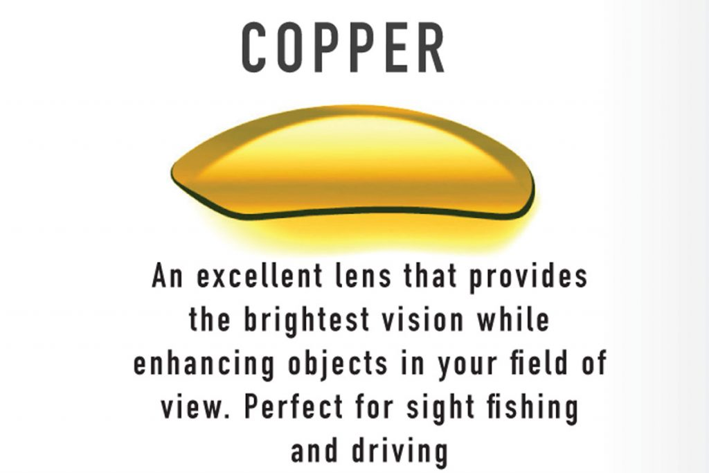 Mako copper lens