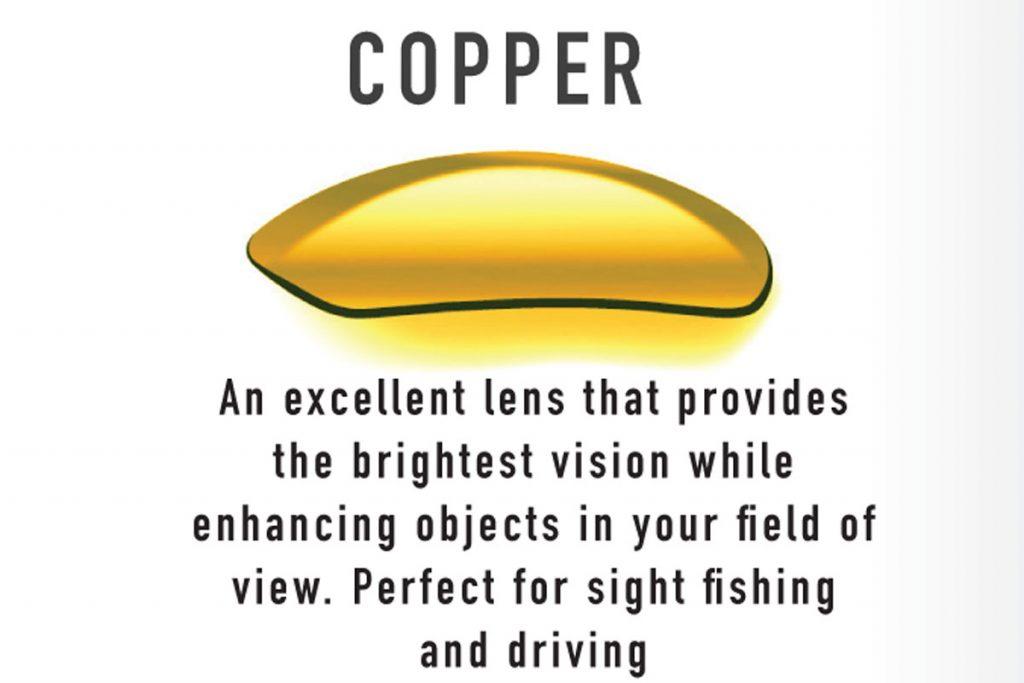 Mako copper lens